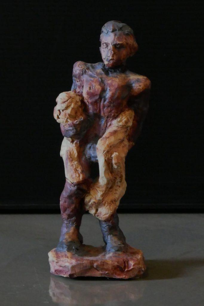 Ceramics Figure